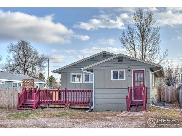 3525 Harrison Ave, Wellington, CO 80549 (MLS #837889) :: 8z Real Estate