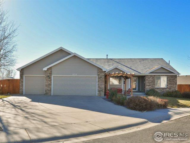 1858 Primrose Ct, Johnstown, CO 80534 (MLS #837900) :: The Daniels Group at Remax Alliance