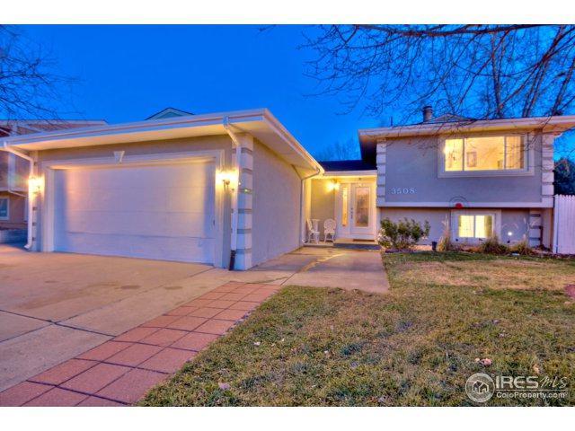 3508 Dahlia St, Evans, CO 80620 (MLS #837912) :: Kittle Real Estate
