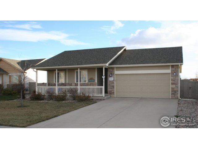 3255 Crazy Horse Dr, Wellington, CO 80549 (MLS #837914) :: 8z Real Estate