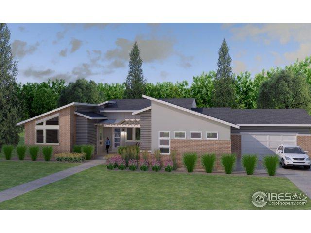 2661 Cutter Dr, Severance, CO 80546 (MLS #837921) :: Kittle Real Estate