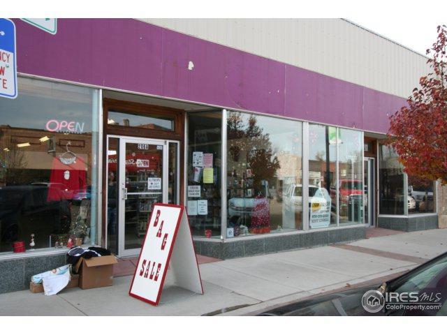 206 Clayton St, Brush, CO 80723 (#837929) :: The Peak Properties Group