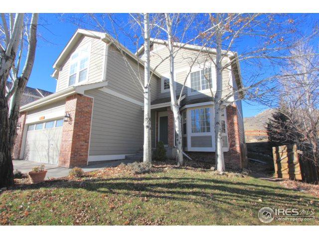 445 Promontory Dr, Loveland, CO 80537 (MLS #837933) :: Kittle Real Estate