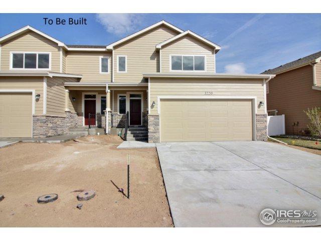 3217 Barbera St, Evans, CO 80634 (MLS #837936) :: Kittle Real Estate