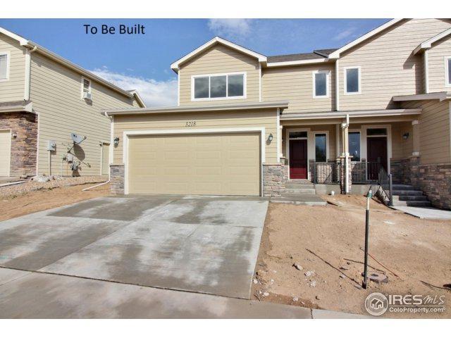 3219 Barbera St, Evans, CO 80634 (MLS #837939) :: Kittle Real Estate