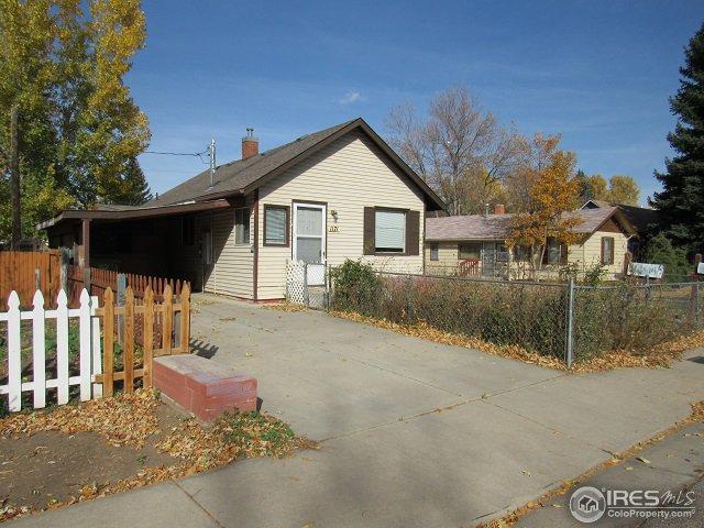 1171 E 3rd St, Loveland, CO 80537 (MLS #837941) :: Kittle Real Estate