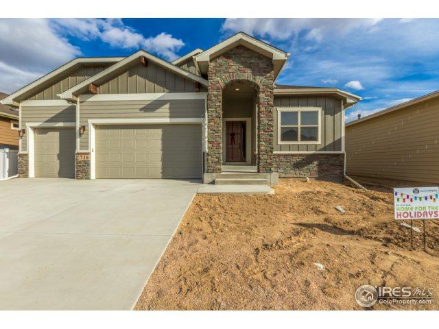 716 Vermilion Peak Ct, Windsor, CO 80550 (MLS #837950) :: Kittle Real Estate