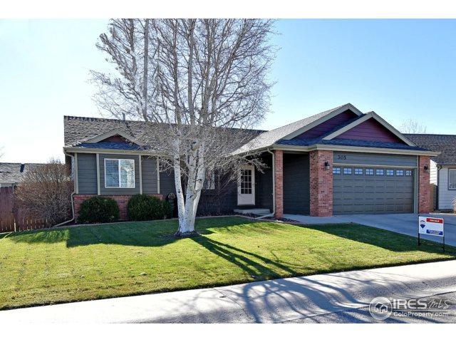 305 Marble Ct, Windsor, CO 80550 (MLS #837959) :: Kittle Real Estate