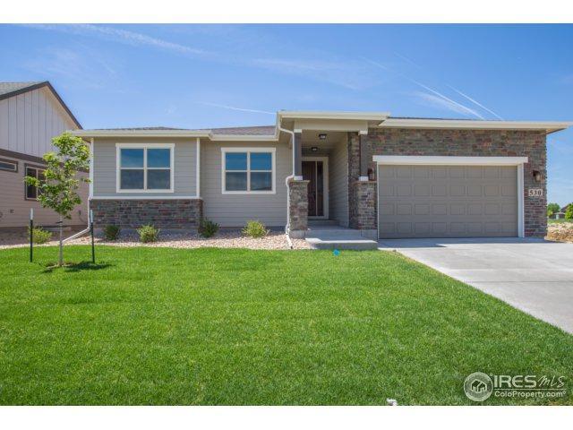 530 Vermilion Peak Dr, Windsor, CO 80550 (MLS #837962) :: Kittle Real Estate