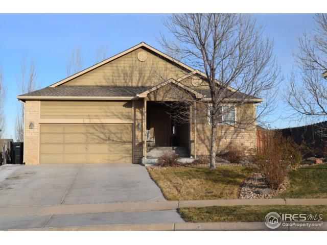 1826 87th Ave, Greeley, CO 80634 (MLS #837965) :: Kittle Real Estate