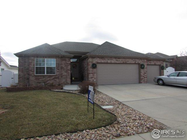 1350 57th Ave, Greeley, CO 80634 (MLS #837976) :: Kittle Real Estate