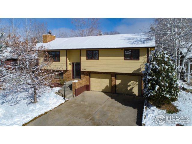 2330 Durango Dr, Loveland, CO 80538 (MLS #837979) :: Kittle Real Estate
