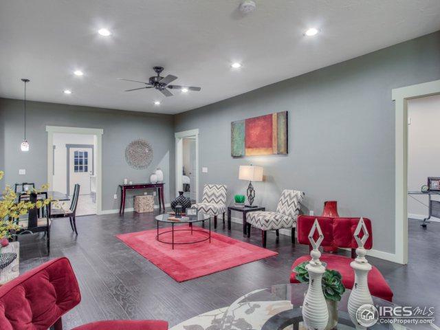 520 E 5th St, Loveland, CO 80537 (MLS #837991) :: Kittle Real Estate