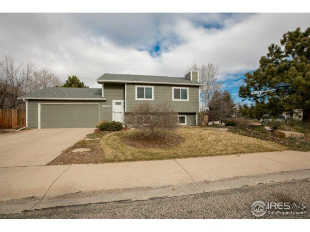 2500 Powell Pl, Fort Collins, CO 80526 (MLS #838011) :: Kittle Real Estate