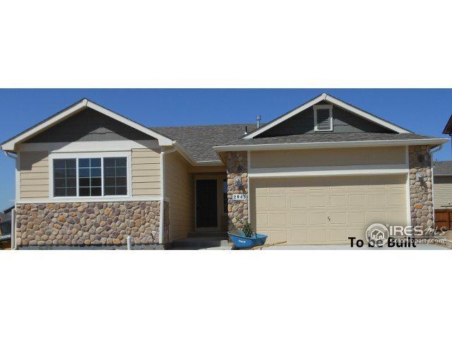 731 Elk Mountain Dr, Severance, CO 80550 (MLS #838014) :: Kittle Real Estate