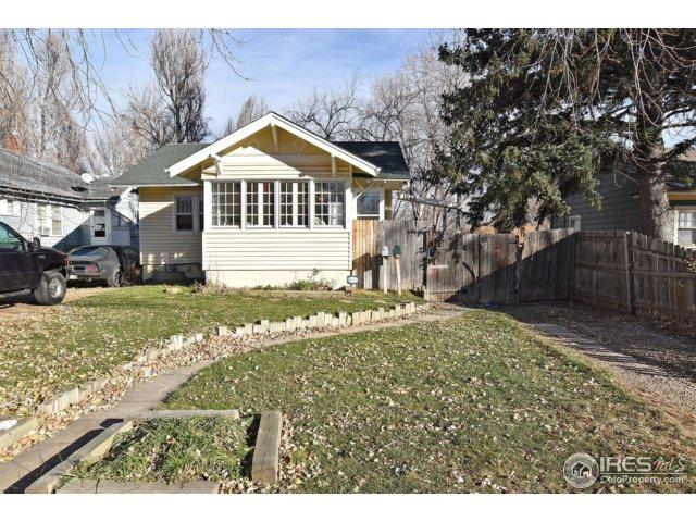1940 7th Ave, Greeley, CO 80631 (MLS #838016) :: Kittle Real Estate