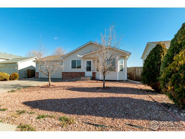 2438 Apple Ave, Greeley, CO 80631 (MLS #838023) :: Kittle Real Estate