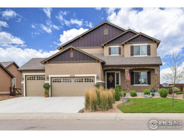 4719 Tarragon Dr, Johnstown, CO 80534 (MLS #838024) :: The Daniels Group at Remax Alliance