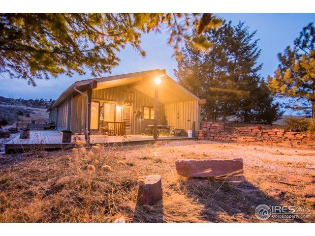 14309 Gratitude Rd, Laporte, CO 80535 (MLS #838034) :: Kittle Real Estate