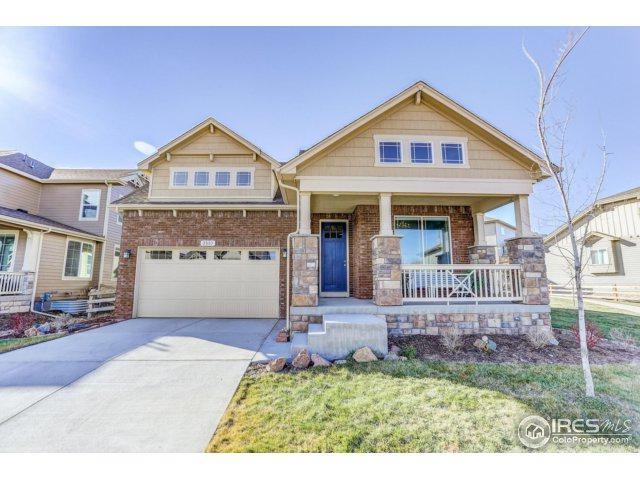 2003 Blue Yonder Dr, Fort Collins, CO 80525 (MLS #838038) :: Kittle Real Estate