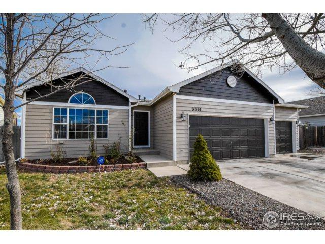 3514 Northpoint Dr, Evans, CO 80620 (MLS #838062) :: Kittle Real Estate