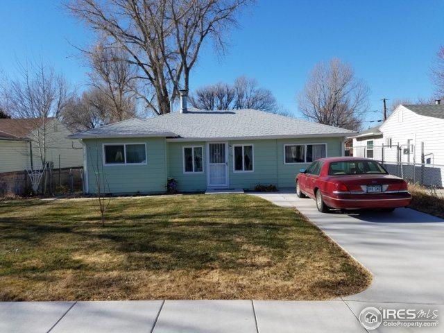 616 Curtis St, Brush, CO 80723 (MLS #838070) :: Kittle Real Estate