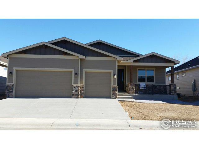 712 Vermilion Peak Ct, Windsor, CO 80550 (MLS #838071) :: Kittle Real Estate