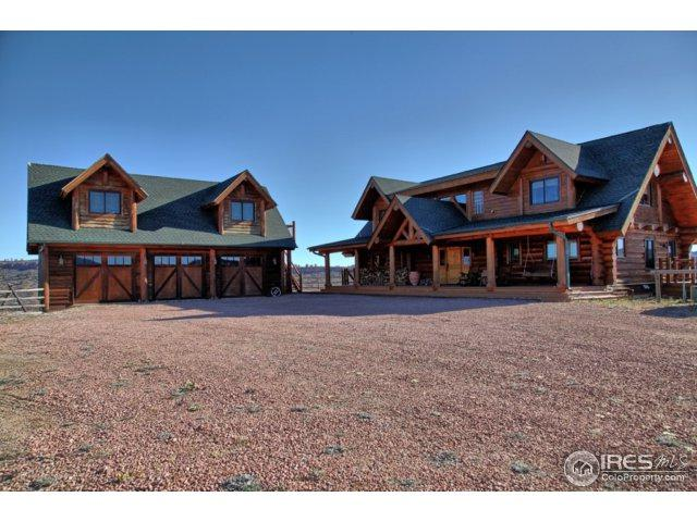 264 Simple Ranch Rd, Lyons, CO 80540 (MLS #838125) :: 8z Real Estate