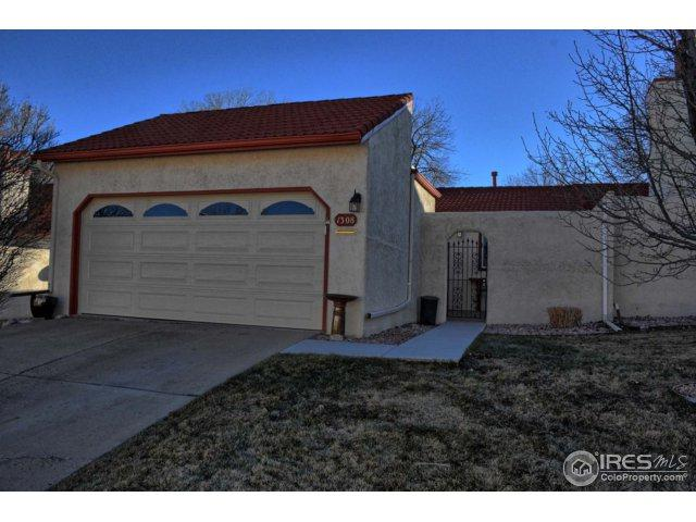 1308 Bosque St #14, Broomfield, CO 80020 (#838126) :: The Griffith Home Team