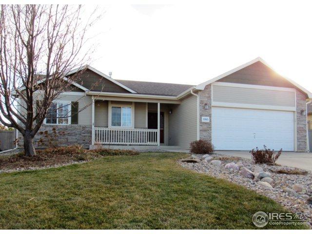 3365 Crazy Horse Dr, Wellington, CO 80549 (MLS #838133) :: 8z Real Estate