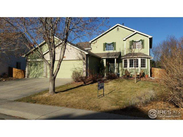 1626 Cedarwood Dr, Longmont, CO 80504 (MLS #838155) :: 8z Real Estate