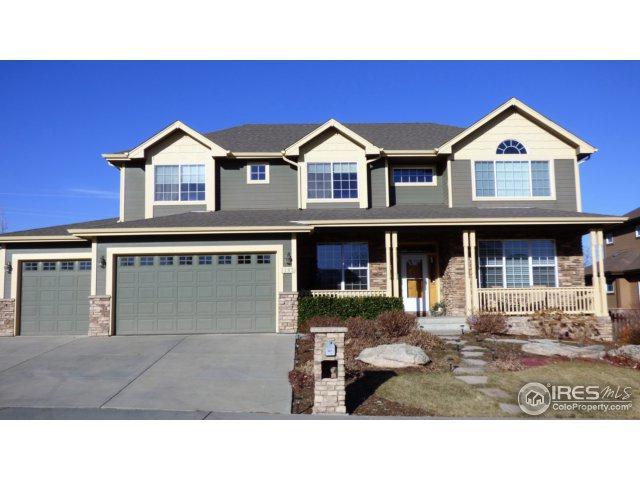 1193 Wyndemere Cir, Longmont, CO 80504 (MLS #838183) :: 8z Real Estate
