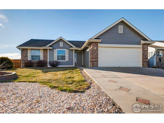 611 Foxtail Way, Severance, CO 80550 (MLS #838209) :: The Daniels Group at Remax Alliance