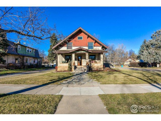 1208 W Mountain Ave, Fort Collins, CO 80521 (#838212) :: The Griffith Home Team