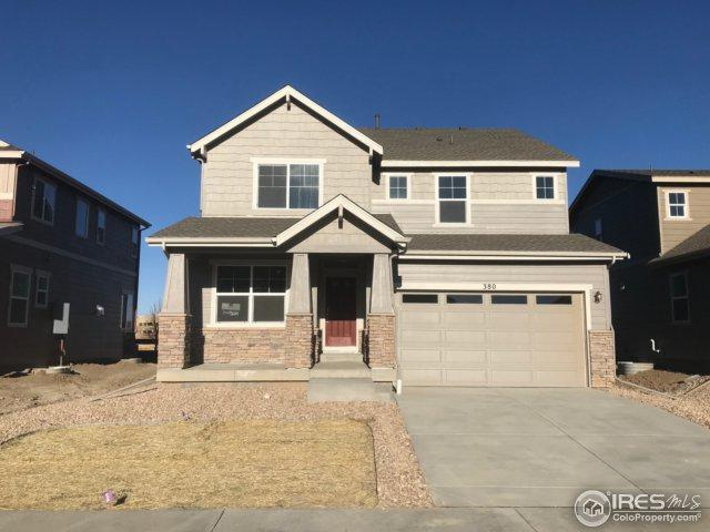 380 Seahorse Dr, Windsor, CO 80550 (MLS #838220) :: The Daniels Group at Remax Alliance