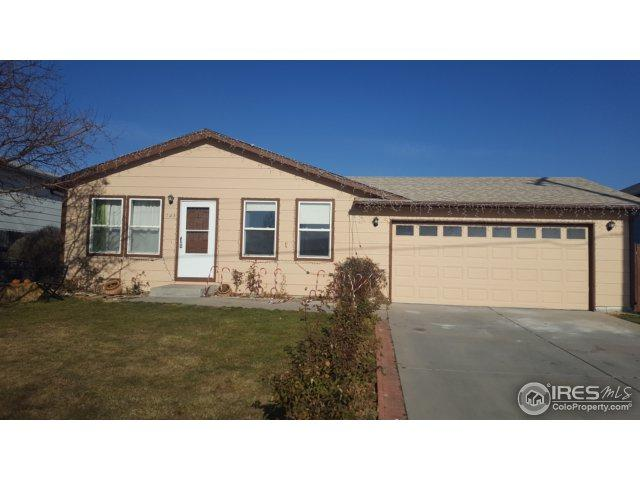 523 E 24th St, Greeley, CO 80631 (MLS #838221) :: 8z Real Estate