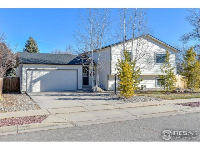 3954 Caddoa Dr, Loveland, CO 80538 (MLS #838237) :: The Daniels Group at Remax Alliance