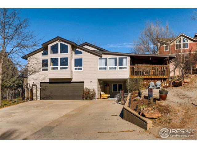 141 Kelling Dr, Lyons, CO 80540 (MLS #838250) :: 8z Real Estate