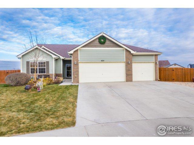 425 Apple Ct, Eaton, CO 80615 (MLS #838260) :: 8z Real Estate