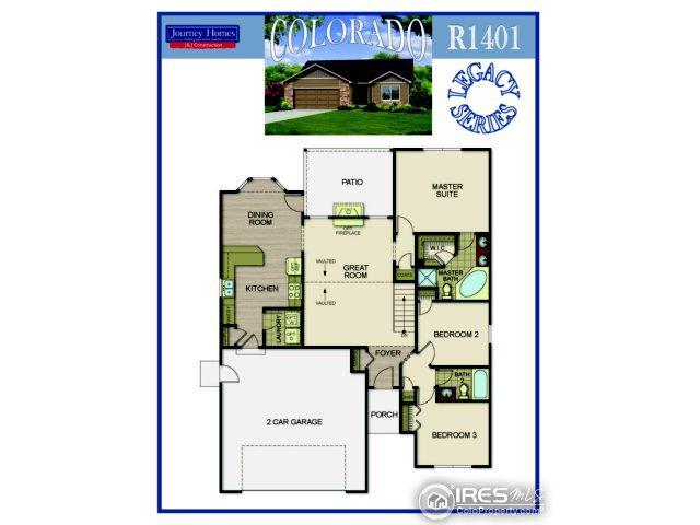 370 Mt. Bross Ave, Severance, CO 80550 (MLS #838265) :: 8z Real Estate