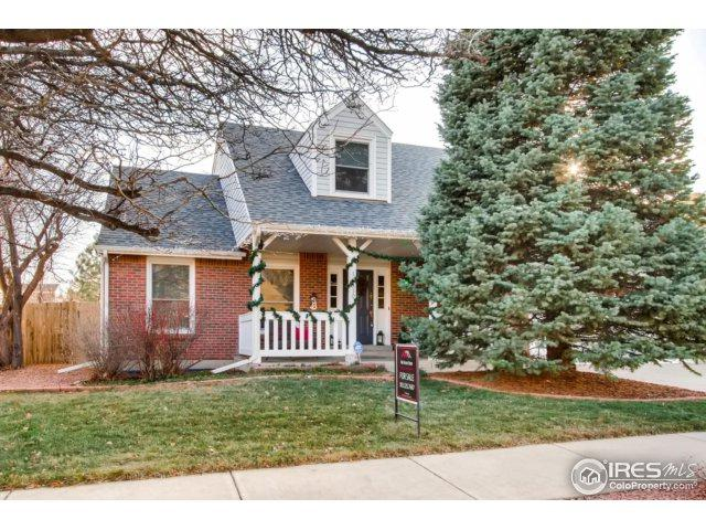 14310 W 70th Dr, Arvada, CO 80004 (#838270) :: My Home Team