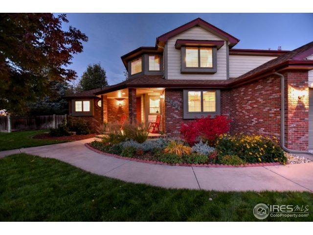 2502 Mehaffey Dr, Loveland, CO 80538 (MLS #838280) :: The Daniels Group at Remax Alliance