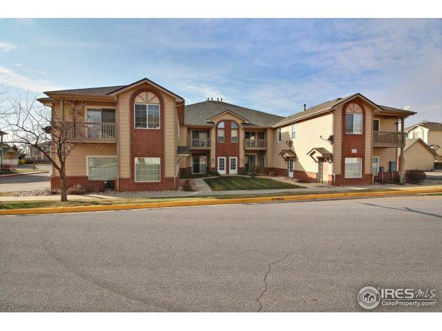 5151 W 29th St #303, Greeley, CO 80634 (MLS #838287) :: 8z Real Estate