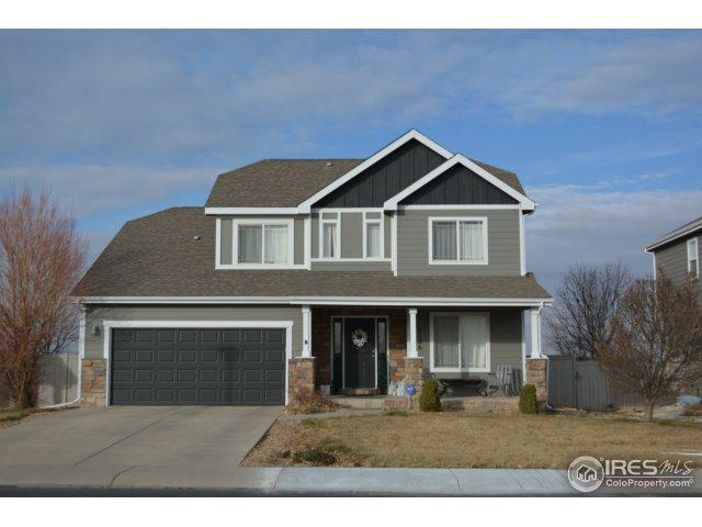 3186 Iron Horse Way, Wellington, CO 80549 (MLS #838291) :: The Daniels Group at Remax Alliance