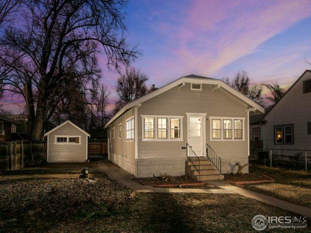 1323 8th St, Greeley, CO 80631 (MLS #838294) :: 8z Real Estate