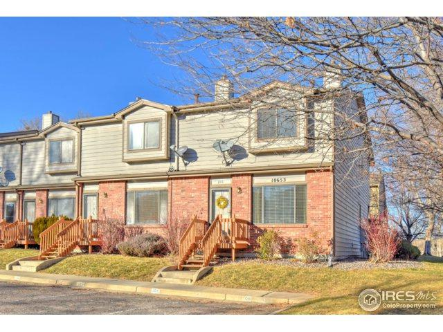 10653 W 63rd Dr #106, Arvada, CO 80004 (#838296) :: The Peak Properties Group