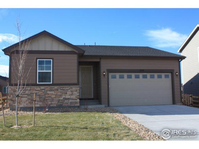 378 Windshire Dr, Windsor, CO 80550 (MLS #838297) :: The Daniels Group at Remax Alliance