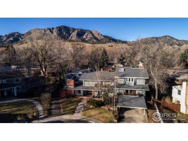 245 Fair Pl, Boulder, CO 80302 (#838303) :: My Home Team
