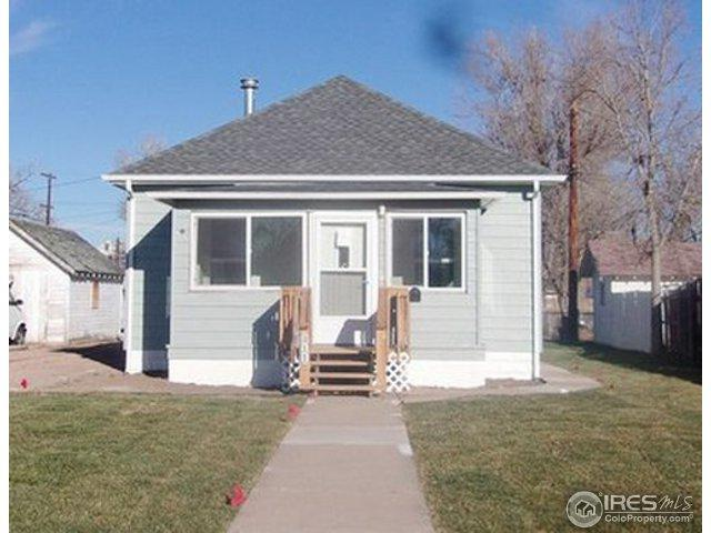 311 14th St, Greeley, CO 80631 (MLS #838316) :: The Daniels Group at Remax Alliance