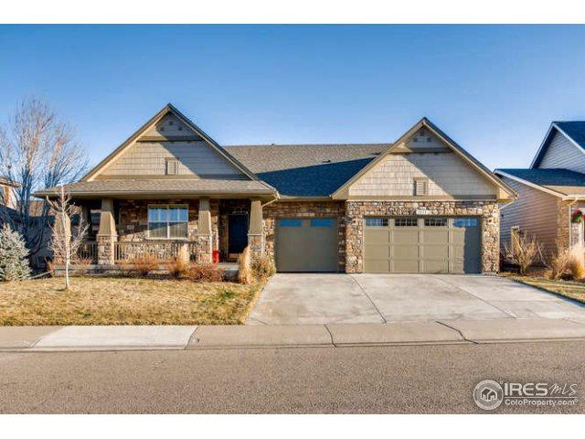 1971 Cataluna Dr, Windsor, CO 80550 (MLS #838317) :: The Daniels Group at Remax Alliance